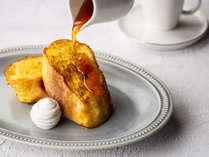 朝食ブッフェ、フレンチトースト ※イメージ