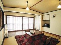 和室2階ゆふ モダン和風のお部屋です