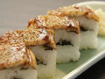 当館特製★穴子寿司★