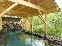 【露天風呂】芭蕉の愛した山中の湯。絶景の露天風呂をご堪能ください。