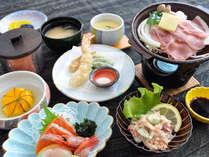【幸膳】美味しい食事と温泉で明日の元気を充電♪