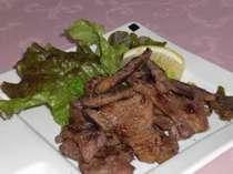 スタンダード ダブル(1名利用)厚切牛たん焼定食