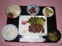 エコノミーダブル(2名利用)厚切牛たん焼定食