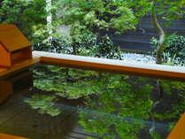 【ゆらぎ貸切風呂】下呂の柔らかな湯をご堪能ください。