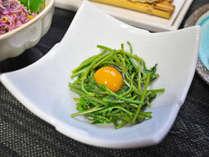 【山菜プラン】季節の山菜を美味しく味わう♪少量向けお手軽プラン(夕朝食付)