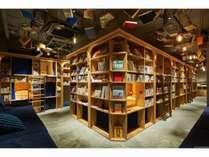 【泊まれる本屋】BOOK AND BED TOKYO 京都 (京都府)