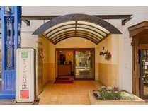 板橋駅東口駅前からホテルエントランスまで30秒!割安価格が自慢!