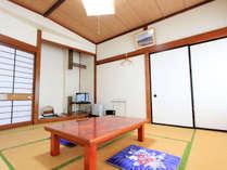 *和室一例/静かな空間でのんびりとお寛ぎ下さい。