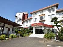 *【外観】茨城・つくばへのご出張の際は当ホテルへ!ボリューム満点のお食事が自慢!