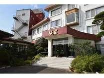 【外観】インターから3分!アクセス便利なホテルニュー梅屋
