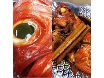 鮮度抜群の金目鯛を当館自慢の味でどうぞ