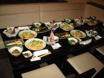 ご夕食の例