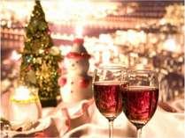 【1日1組】クリスマス☆あこがれ☆スィートルーム+聖夜のディナー付きプラン/1泊2食付き