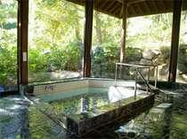 大きなガラス貼りのお風呂で、開放感いっぱい!ゆったり疲れを癒してください。