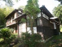湯河原 清光園 旧井上馨別邸の宿の写真