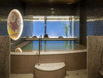 1F大浴場 「umineko」