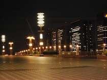 【周辺案内】ホテルのすぐ側にある夢の大橋からの夜景はとてもロマンティック☆