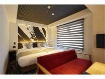 禁煙スーペリアファミリー 広々と使いやすいお部屋(37平米)で、カップルでのご旅行にもおススメです