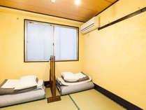 和室のツインルーム