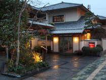 日本旅館の風情