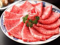 ☆佐賀県産牛しゃぶ鍋にエビスビールが付くプラン