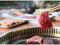 ★焼肉食べ放題プラン■露天風呂しいばの湯併設セルフ式レストラン「山法師」にて