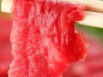 会津のブランド郷土料理 馬刺しをにんにく味噌でお召し上がりください。