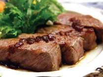 ジュワ~と肉汁が口に広がるブランド牛『宮崎牛』をたっぷり堪能