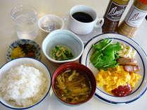 【朝食7:00~9:00まで】1日の活力を補って下さい!
