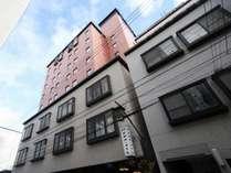 長野第一ホテル(外観)