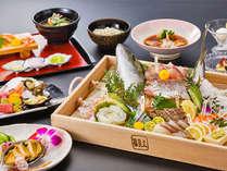 春の旬魚が勢揃い「春の漁師飯」