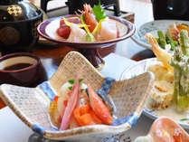 【お料理一例・お作り・酢の物・揚げ物】