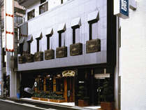 【外観】大阪道頓堀の繁華街に位置し、最寄駅へも徒歩数分!観光・ビジネスの拠点に最適★