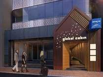 global cabin 東京水道橋(ドーミーインチェーン)