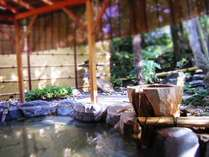 大浴場・露天風呂≪もみじ湯≫明治末期に発見された全国的にも珍しい県庁所在地にある温泉です