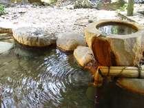循環なし、かけながし天然温泉です