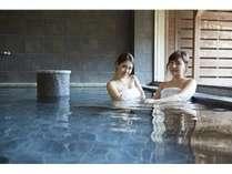 富士山を眺めることのできる大浴場
