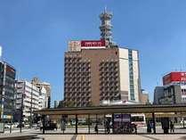 コモドホテルOITA