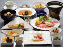 【スタンダード】2つの源泉と和洋折衷料理を楽しむ1泊2食付きプラン♪
