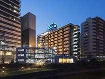 外観◇熊本駅より徒歩約3分の便利な立地
