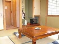 和室7.5畳(お部屋は常に清潔感を心掛けています)
