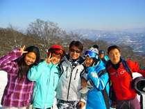 スキーデビューおまかせプラン○撮影サービス付き○(卒業旅行にも◎)
