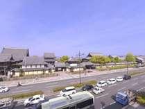 *【西本願寺】京都が誇る世界遺産のひとつ。当館から歩いてすぐです♪