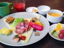 洋食ワンプレートの一例