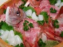 本物の魚の旨さを堪能(姿盛5~6人前)