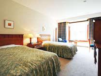 【スタンダードツイン】お気軽にお泊りいただけるお部屋です。
