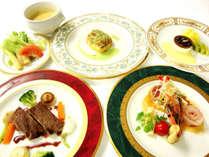 【洋食グレードアップ】料理長が腕によりをかけて作り上げる本格創作料理。