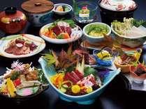 夕食は太地のくじらのフルコース♪&新鮮な海の幸のこだわりの和食☆1泊2食付