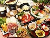 【マーフィの新定番プラン】伊豆牛と金目鯛のシェアプラン♪