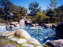 *お湯は無色透明ながら温泉特有のぬるつきがあります。